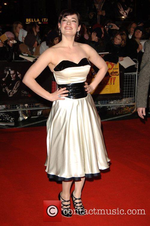 Laura Michelle Kelly  UK premiere of 'Sweeney...