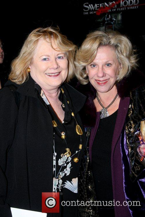 Shirley Knight, Writer and Erica Jong 1