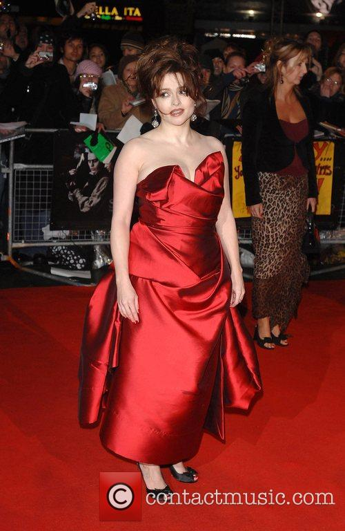 Helena Bonham Carter, Odeon Leicester Square