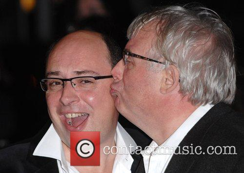 Christopher Biggins and guest UK premiere of 'Sweeney...
