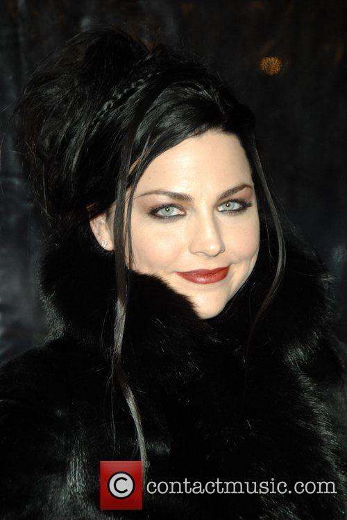 Amy Lee World Premiere of 'Sweeney Todd: The...