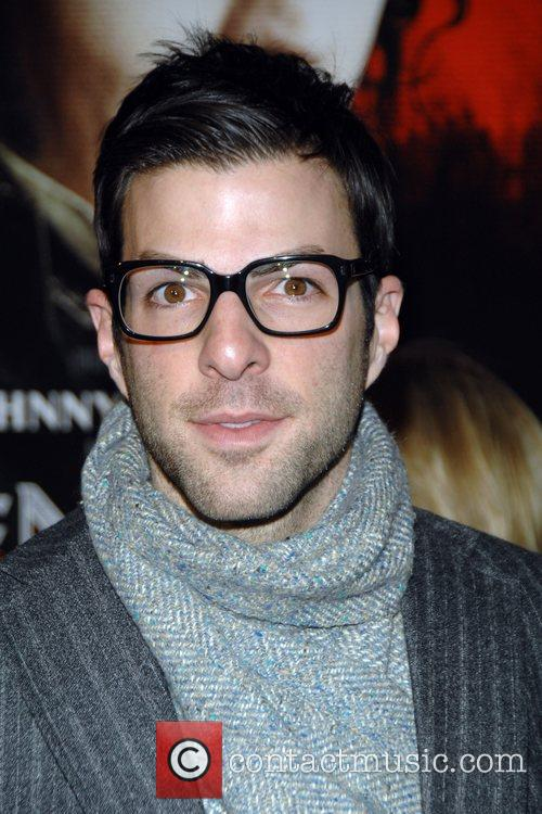 Zach Quinto World Premiere of 'Sweeney Todd: The...