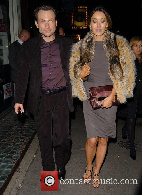 Christian Slater and Tamara Mellon 6
