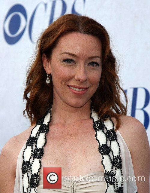 Molly Parker - 'Swingtown' series premiere party held at ...