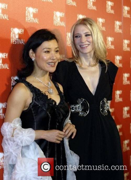 Joan Chen and Cate Blanchett  Sydney Film...