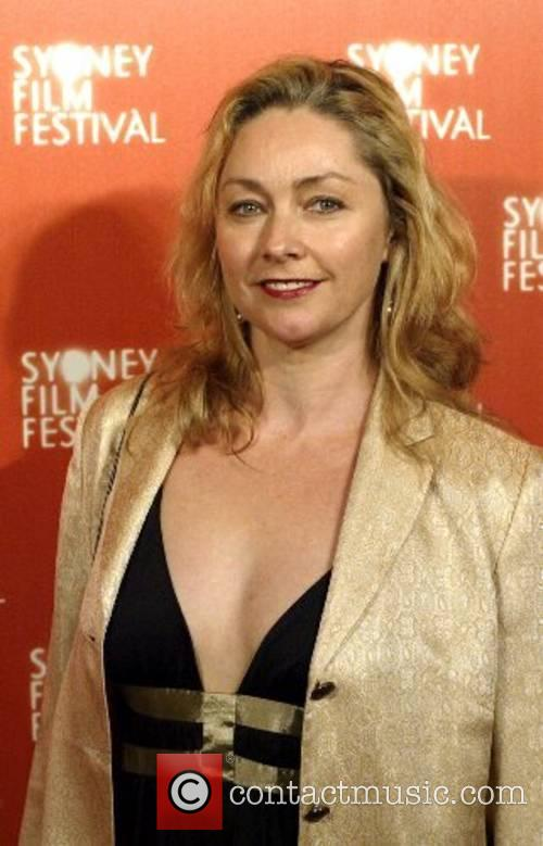 Demi Seeny Sydney Film Festival 2007 opening night...
