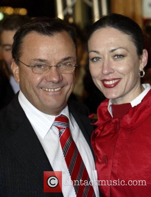 Frank Sartor and Monique Sartor Sydney Film Festival...