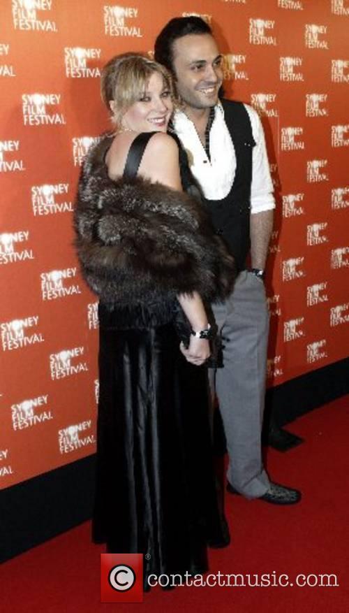 Veronica Sywak and guest Sydney Film Festival 2007...