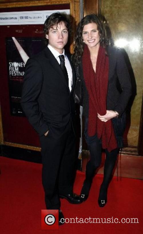Khan Chittenden and Viva Bianca Sydney Film Festival...