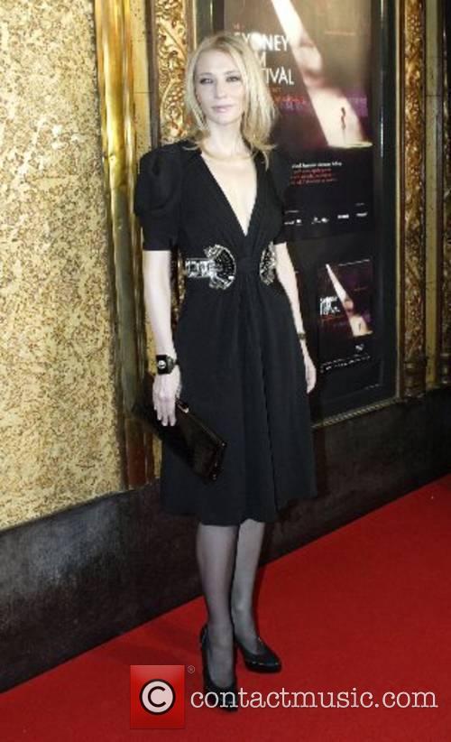 Cate Blanchett Sydney Film Festival 2007 opening night...