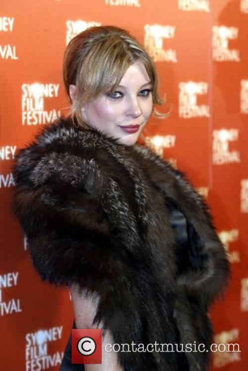 Veronika Sywak Sydney Film Festival 2007 opening night...