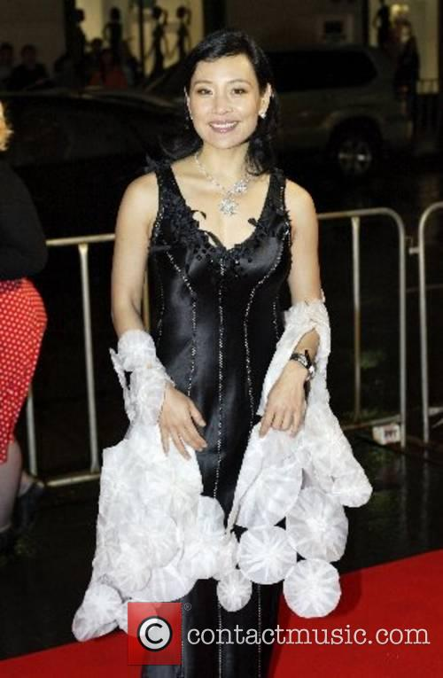 Joan Chen Sydney Film Festival 2007 opening night...