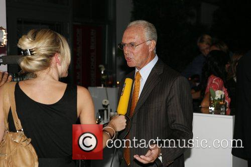 Franz Beckenbauer T-Com