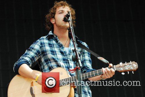 2007 T in The Park Music Festival -...