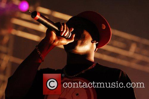 Dizzee Rascal performing at Gatecrasher: The Summer Sound...