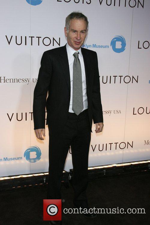 John McEnroe Brooklyn Museum & Louis Vuitton honour...