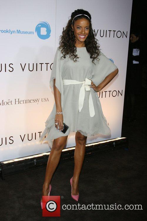 Selita Ebanks Brooklyn Museum & Louis Vuitton honour...