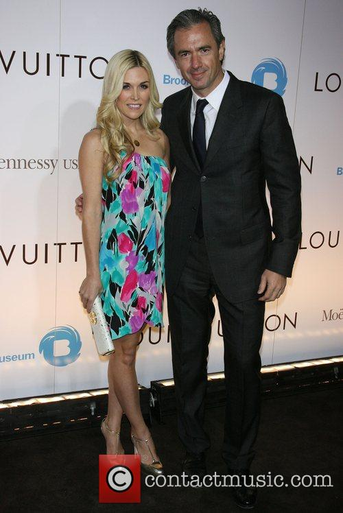 Tinsley Mortimer and guest Brooklyn Museum & Louis...