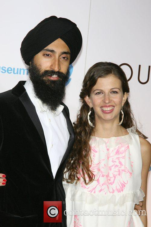 Waris Ahluwalia and Chiara Clemente 1