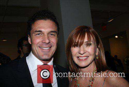 Andre Balazs and Nicole Miller New York Academy...