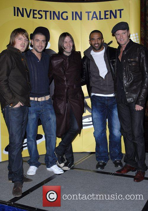 Kasabian and Craig David 3