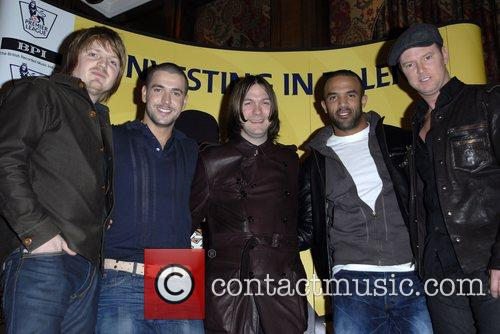 Kasabian and Craig David 1