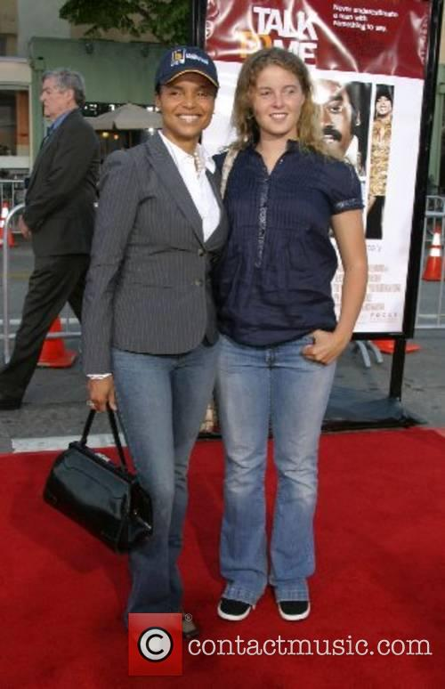 Victoria Rowell and daughter Maya Fahey