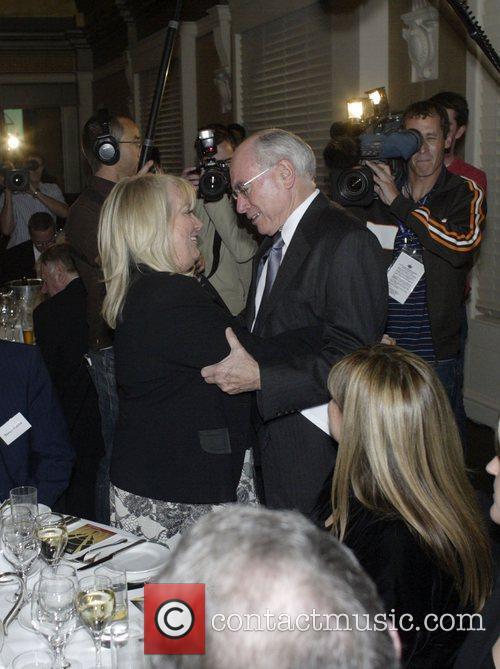 Australian Prime Minister John Howard and Marcella Zemanek...