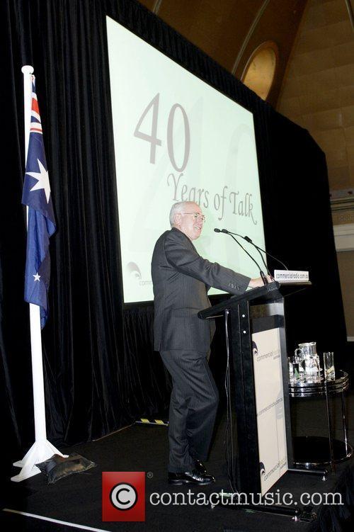 Australian Prime Minister John Howard  40th anniversary...