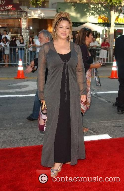 Kasi Lemmons Los Angeles Film Festival 2007 Opening...