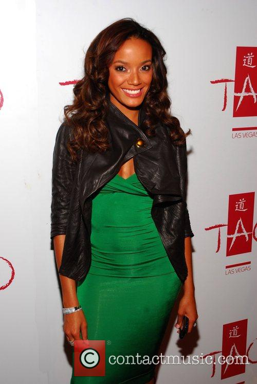 Selita Ebanks birthday party held at Tao