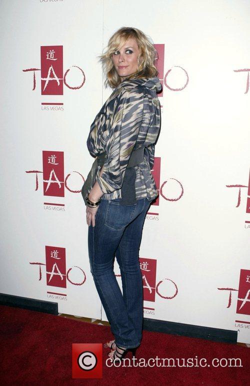 Bonnie Somerville at TAO  Las Vegas, Nevada