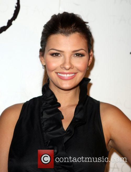 Ali Landry and Versace 2