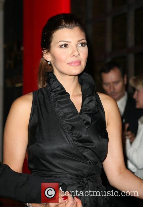 Ali Landry and Versace 10