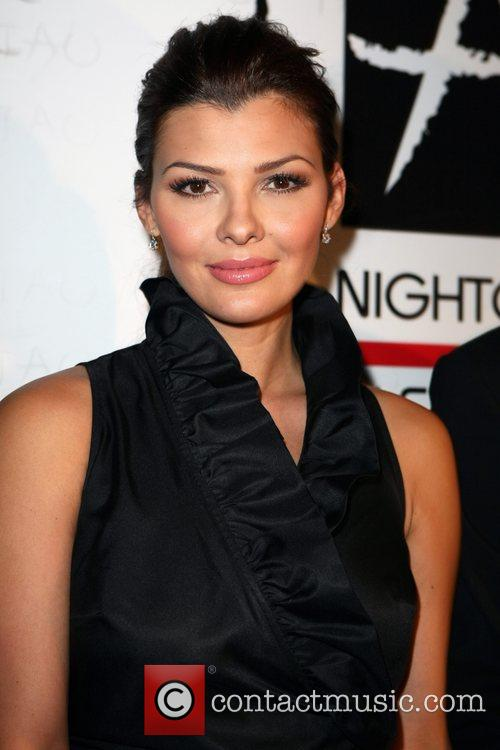 Ali Landry and Versace 7
