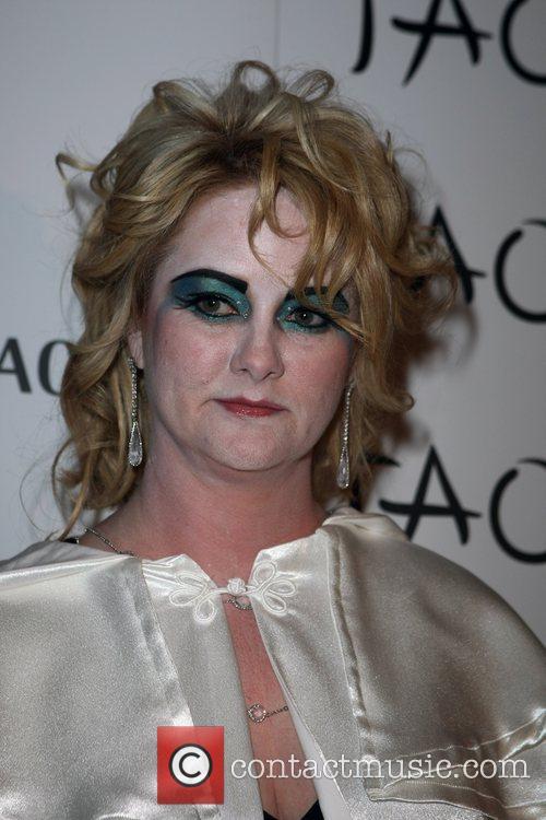 Versace and Susan Crow 6