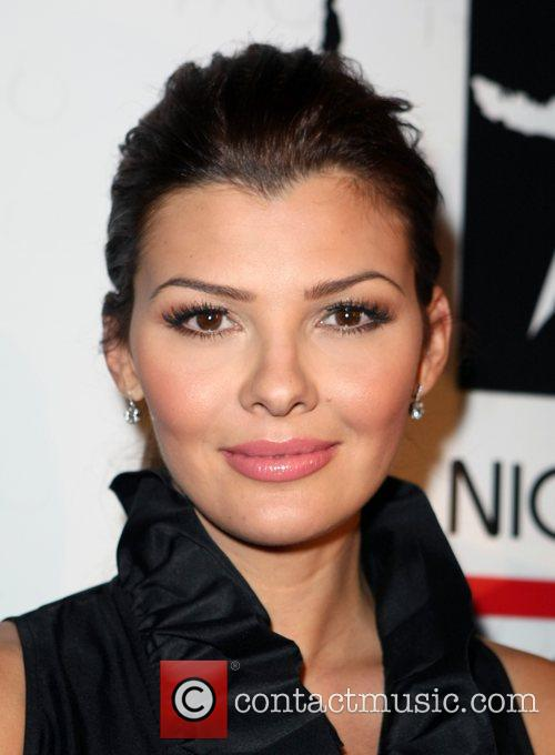 Ali Landry and Versace 6