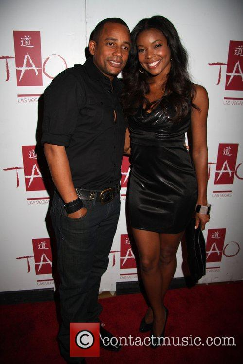 Hill Harper and Gabrielle Union 1