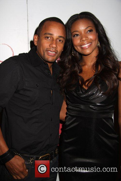 Hill Harper and Gabrielle Union 2