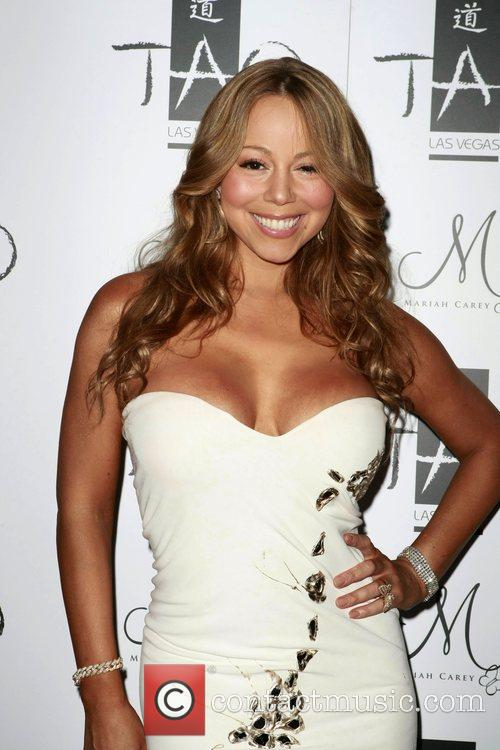 Mariah Carey and Eve 9