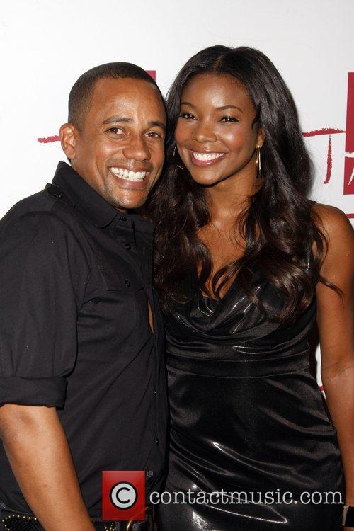 Hill Harper and Gabrielle Union 4