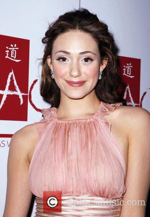 Emmy Rossum at 'Tao 2nd Anniversary Party' --...