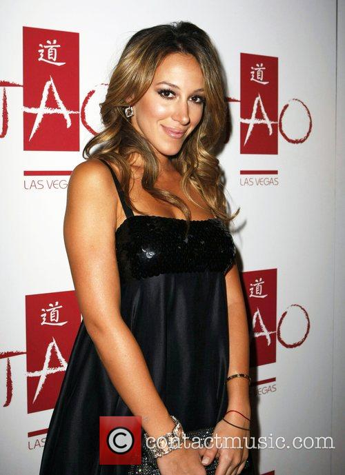 Haylie Duff at 'Tao 2nd Anniversary Party' --...