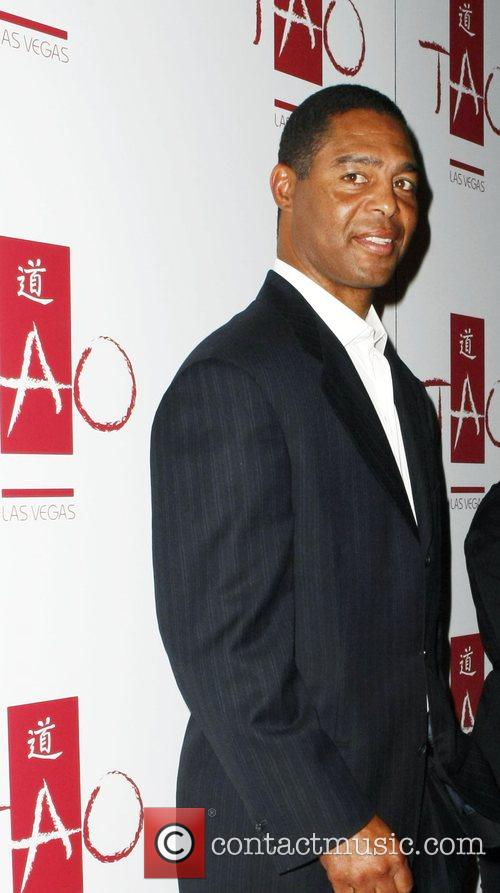 Marcus Allen at 'Tao 2nd Anniversary Party' --...