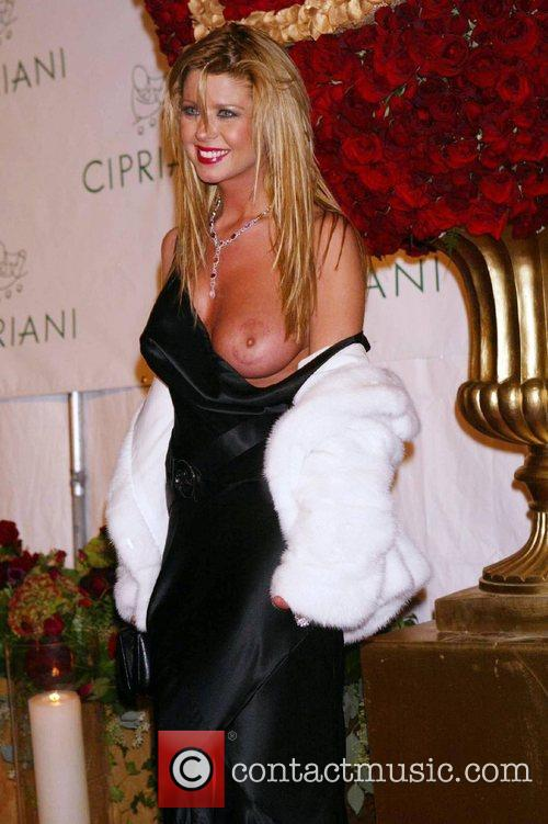 Oops, she did it again! Actress Tara Reid...