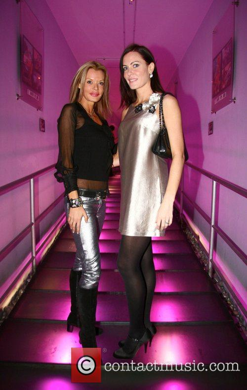 Rissy Mitchell, Guest and Linzi Stoppard,