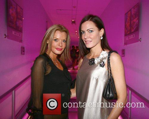 Rissy Mitchell and Linzi Stoppard,