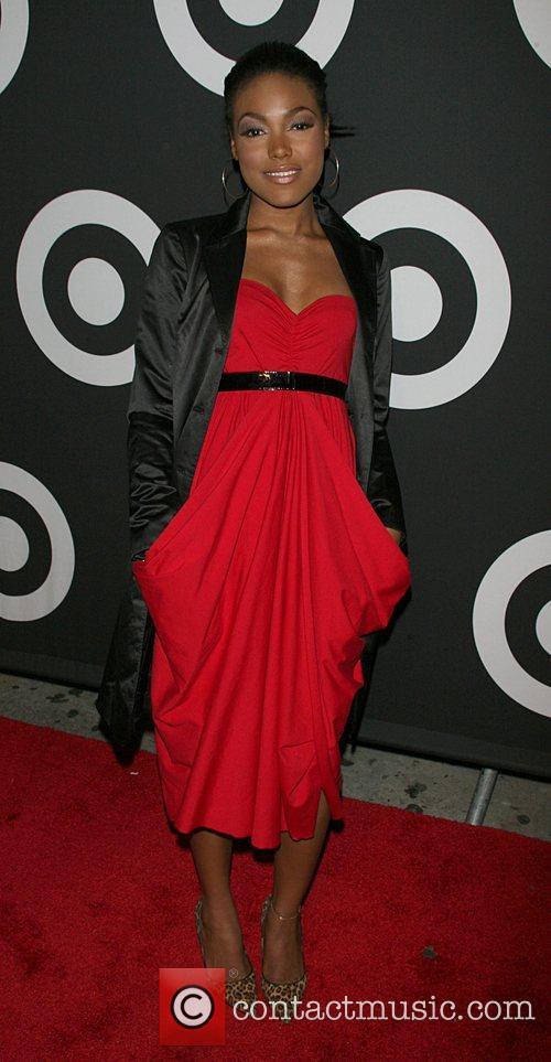 Jane Madison Target celebrates Chris Brown's sophomore album...