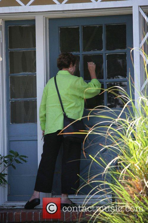 Lindsay Lohan's former assistant Tarin Graham's mother arrives...