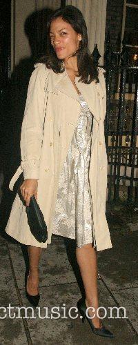 Rosario Dawson, Tatler Summer Party